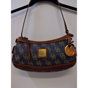 Dooney & Bourke Signature Mini Shoulder Bag